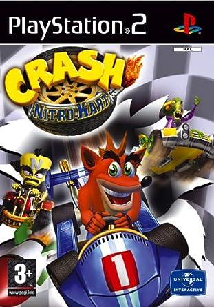 Vivendi Crash Bandicoot - Juego (PS2, PlayStation 2, Racing, E ...