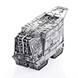 Royal Selangor Hand Finished Star Wars Collection Sandcrawler Trinket Box - Officially Licensed by Walt Disney (Lucasfilm) 4.5cm(L) x 14cm(W) x 6.5cm(H)