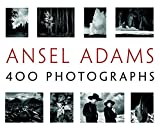 Front cover for the book Ansel Adams: 400 Photographs by Ansel Adams