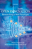 Open Innovation: Researching a New Paradigm (English Edition)