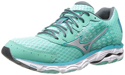 Mizuno Women's Wave Inspire 11 Running Shoe,Florida Keys/...