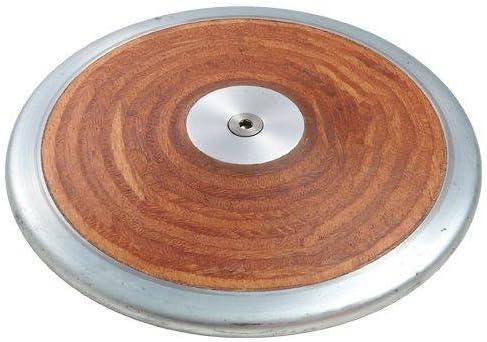 Nelco laminé Olympique Wood Discus, 1kg