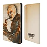 Official Star Trek Discovery Voq Grunge Characters Leather Book Wallet Case Cover for iPad Mini 4