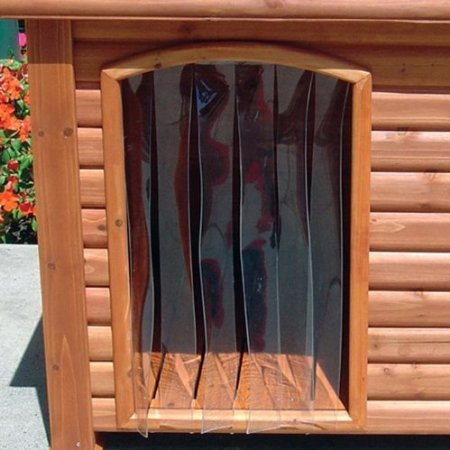 Precision Pet Products Outback Dog House Door