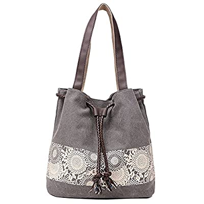 Hiigoo Canvas Shoulder Bag