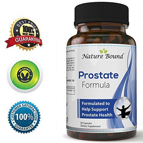 Supplément Blend Support complet de la Prostate chez les hommes avec des baies de palmier nain extrait de secours de la Prostate élargie extra-forts ingrédients bêta-sitostérol acides aminés réduire la perte de cheveux besoin fréquent d'uriner