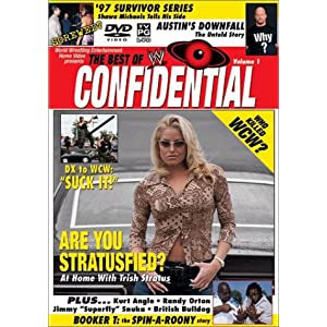 The Best of WWE Confidential, Vol. 1 (2002)