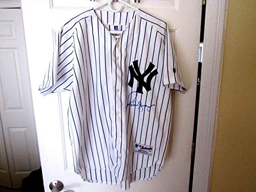 Alex Rodriguez Signed Jersey - 2009 Wsc Home Pro - PSA/DNA Certified - Autographed MLB Jerseys