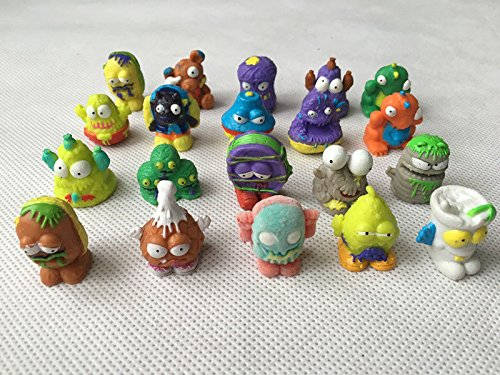 Target Sweeper (Lots of 20pcs Moose Toys The Trash Pack Trashies Mini Figure Random New)