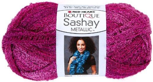 Sashay Metallic Yarn-Pink Topaz 1 pcs sku# 1793714MA