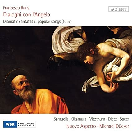 Ratis: Dialoghi con l'Angelo - Dramatic Cantatas & Popular Songs by Nuovo Aspetto