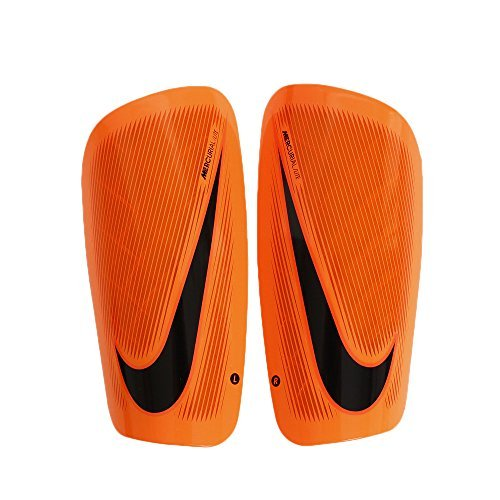 Mercurial Lite Shin Guards – White – DiZiSports Store