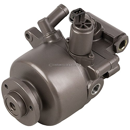 Power Steering ABC Tandem Pump For Mercedes S600 S65 CL600 CL65 V12 2003 2004 2005 2006 W220 W215 Active Body Control - BuyAutoParts 86-00945R Remanufactured