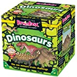 Green Board Games G0990038 Brainbox Dinosaurs Game