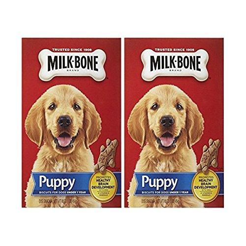 . Milk-Bone Puppy Biscuits Bundle