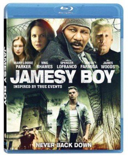 Jamesy Boy [Blu-ray]