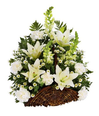 In Your Loving Memory - Same Day Funeral Flowers Delivery - Condolence Flowers - Flowers For Funeral - Funeral Flower Arrangements - Funeral Plants