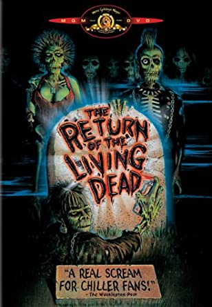 Amazon com: The Return of the Living Dead: Clu Gulager
