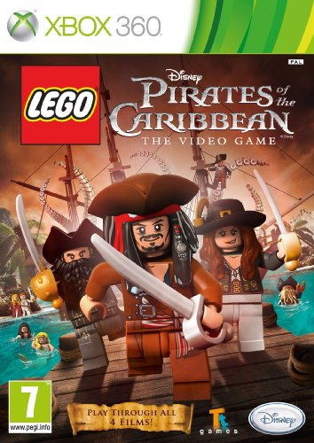 X360 lego pirates of the caribbean : the video game (eu)