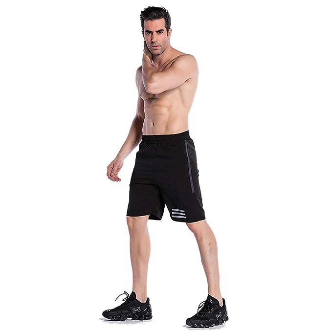 5ecf97bde99 UrChoiceLtd Hommes Shorts à Séchage Rapide Compression Thermique Exécuter  Gym  Amazon.fr  Sports et Loisirs