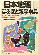 「日本地理」なるほど雑学事典―知っているようで知らない意外なおもしろ知識! (PHP文庫)
