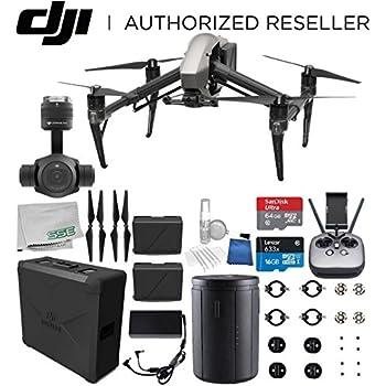 DJI Inspire 2 Quadcopter + Zenmuse X4S Starters Bundle