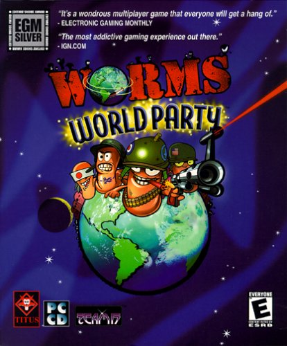 Worms World Party PC product image