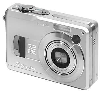 casio exilim 72 mega pixels camera manual