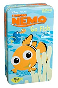 Finding nemo go fish card game toys games for Go fish film