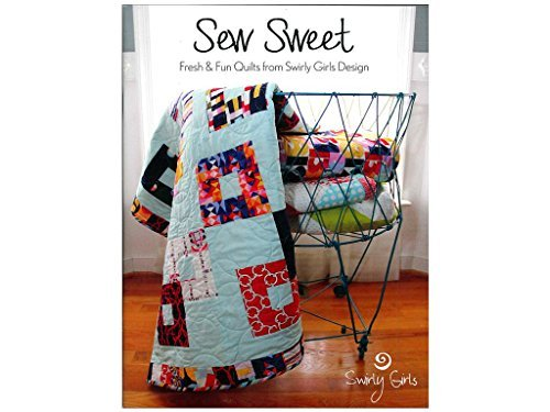 Swirly Girls Design Sew Sweet Book by SWIRLY GIRLS DESIGN