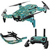 MightySkins Skin For DJI Max Coverage - Almond Blossom   Protective, Durable, and Unique Vinyl Decal wrap cover   Easy To Apply, Remove, and Change Styles   Made in the USA