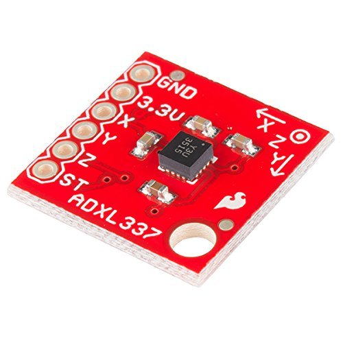 3-axis Accelerometer ADXL337 Breakout by SparkFun