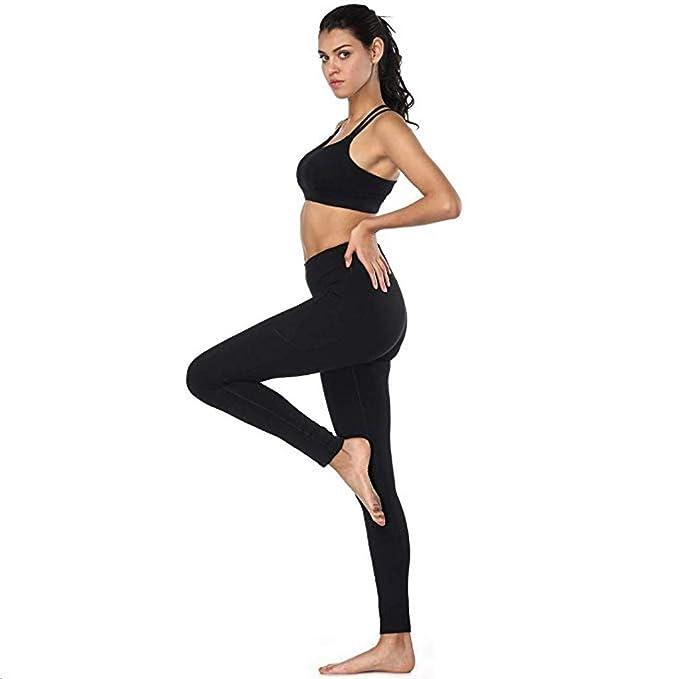 beautyjourney leggings donna yoga fitness vita alta push up Sport donna Palestra Fitness Leggings yoga pantaloni stretti palestra Donna Pantaloni