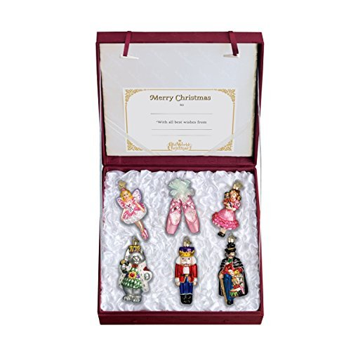 Old World Christmas Nutcracker Suite Collection Glass Blown Ornament by Old World (Old World Christmas Nutcrackers)