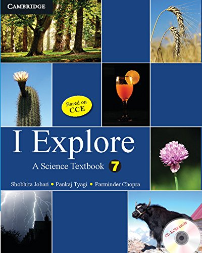 Download I Explore: A Science Textbook for Class 7 ebook
