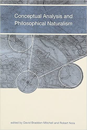 Book Conceptual Analysis and Philosophical Naturalism (MIT Press)