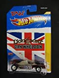 HOT WHEELS 2012 EDITION NEW MODELS SPECIAL COMMEMORATIVE EDITION IZOD LIONHEART DAN WHELDON CHASE REAL RIDER TIRES DW-1 DIE-CAST