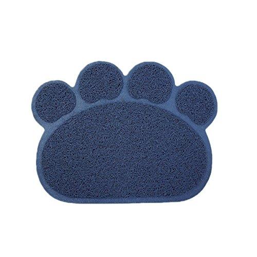 Favorite Soft Rug Cat Paw Litter Mat (Paw Print Rug)