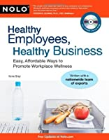 Healthy Employees, Healthy Business Front Cover