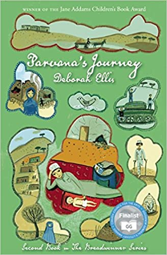 Parvana's Journey (Breadwinner): Deborah Ellis: 9781554987702 ...