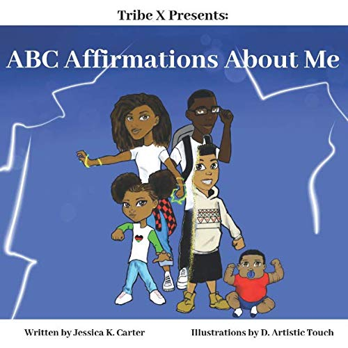 ABC Affirmations About Me (Tribe X)