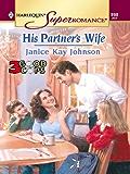 His Partner's Wife (Three Good Cops)