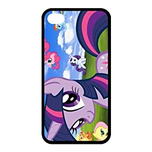 Customize Cartoon Series My Little Pony Back Case for iphone 4,4S JN4S-1219