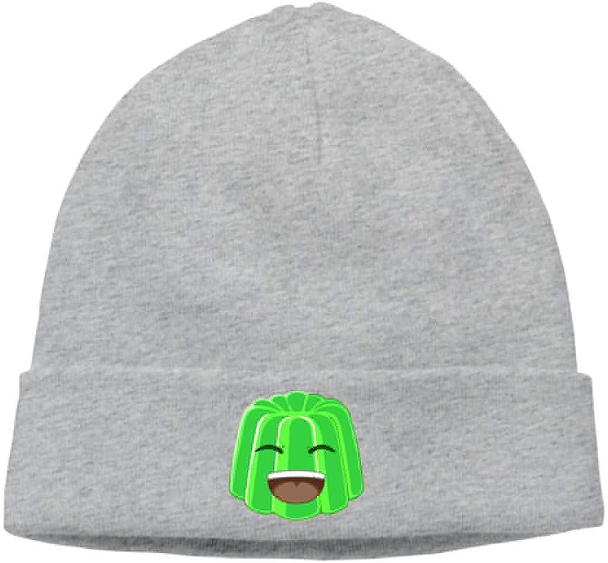 Nskngr `1 Jelly YT YouTube Men Winter Summer Stretchy /& Soft Ski Slouchy Hat