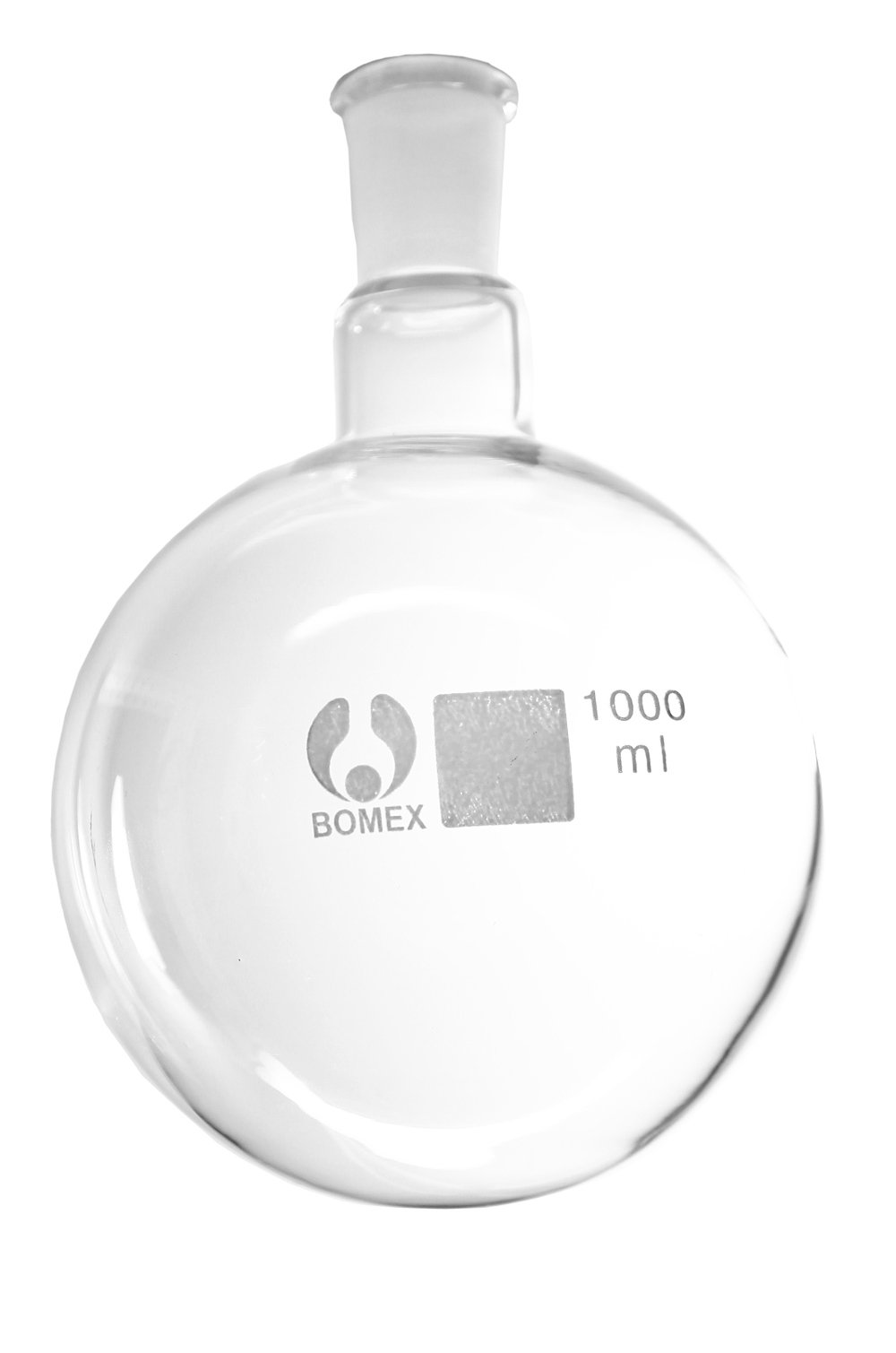 SEOH Round Bottom Boiling Flask 2000ml 24//40 joint