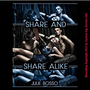 Share and Share Alike Audiobook