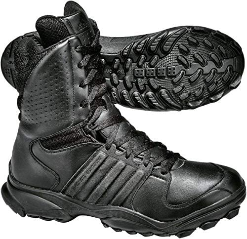 Orientar postre Contiene  ADIDAS GSG 9.2 Stiefel - GSG9.2 Boots (8 UK, Black): Amazon.co.uk: Shoes &  Bags
