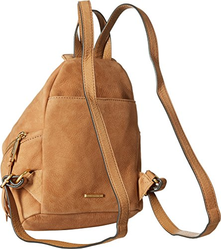 Almond Backpack Womens Julian Rebecca Minkoff Stevie Medium AUHTwZqW