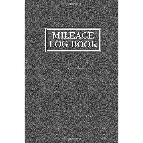 Mileage Logger Mileage Log Book: Mileage Counter For Car Vehicle Mileage Journal Cute Unicorns Cover