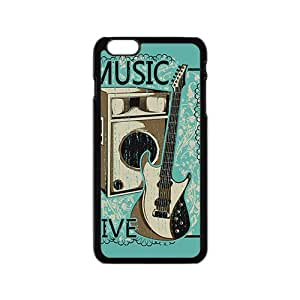 Music Show Time Custom Protective Hard Phone Cae For Iphone 6